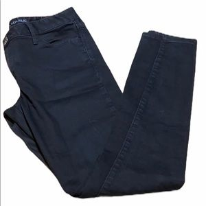 Banana Republic Black Skinny Jeans